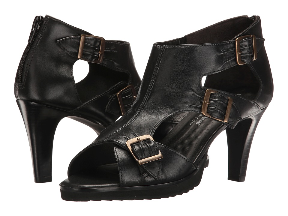 Walking Cradles - Taza (Black Cashmere) Women's Shoes