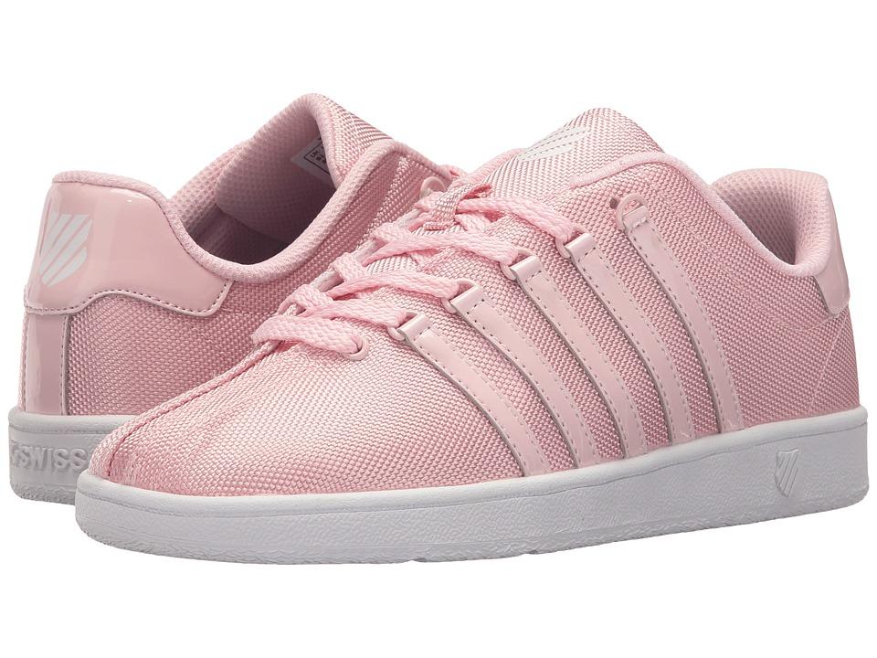 K-Swiss Kids - Classic VN T (Big Kid) (Potpourri/White) Girl's Shoes