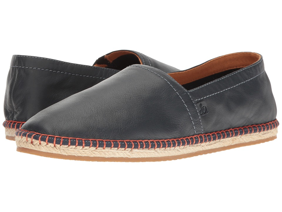 Sam Edelman - Aaron (Navy Leather) Men's Shoes