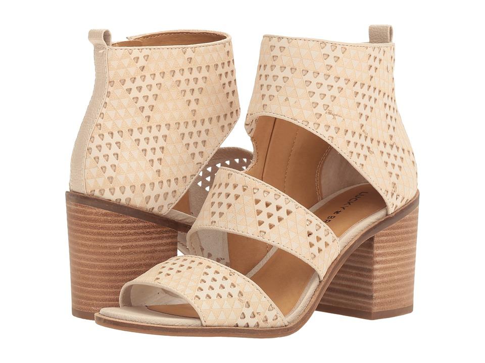 Lucky Brand - Kabott (Sandshell Lugo) High Heels