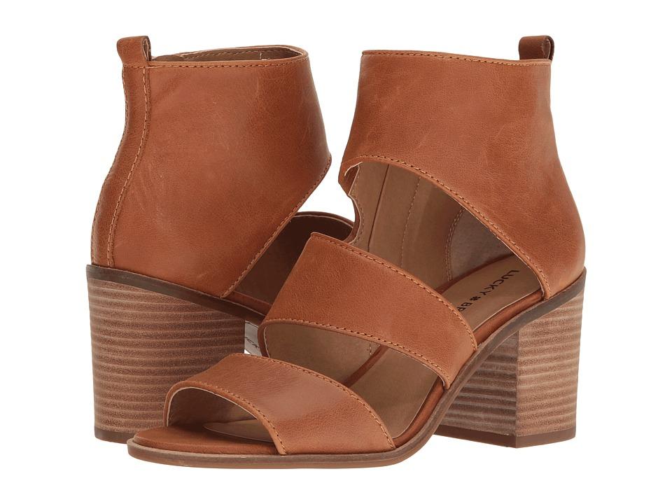 Lucky Brand - Kabott (Caf ) High Heels