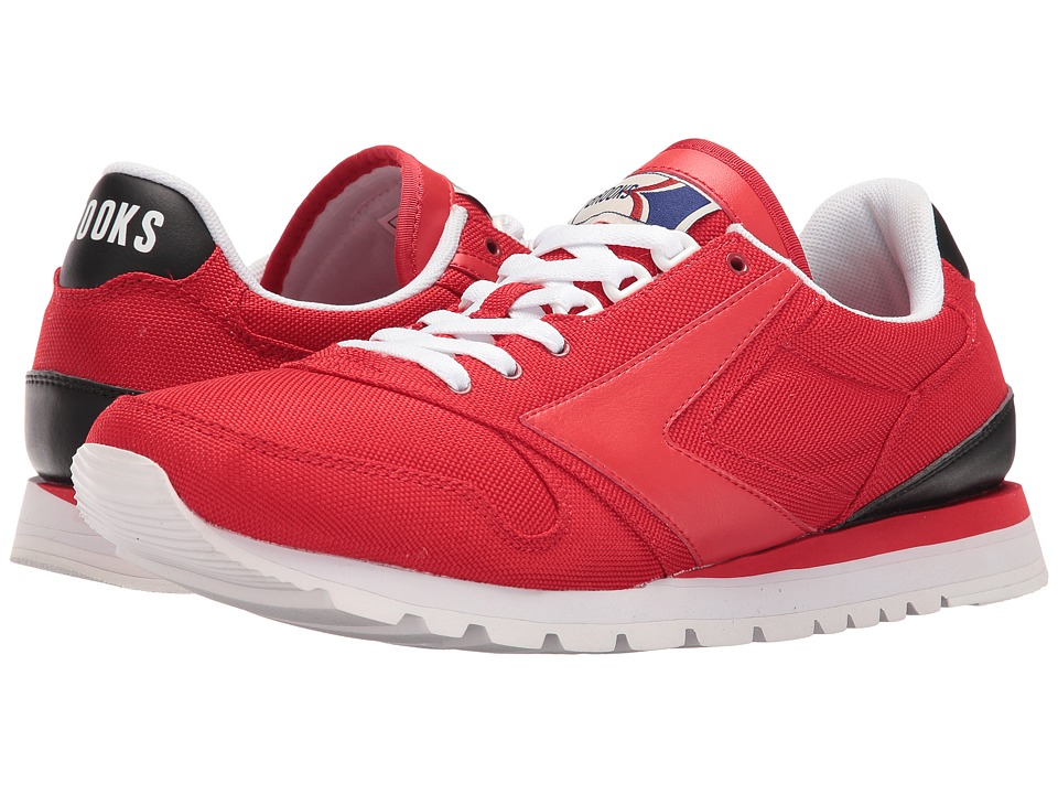 Brooks Heritage - Chariot (High Risk Red/Black/White) Men's Shoes