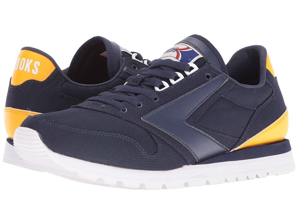 Brooks Heritage - Chariot (Peacoat Navy/Gold Fusion/White) Men's Shoes