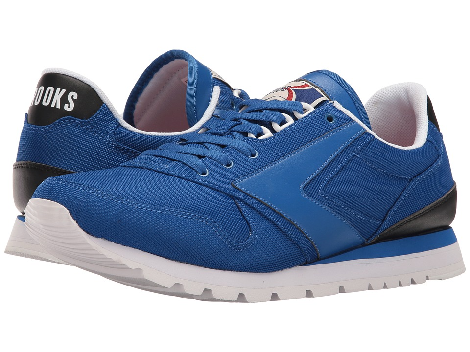 Brooks Heritage - Chariot (Nautical Blue/Black/White) Men's Shoes
