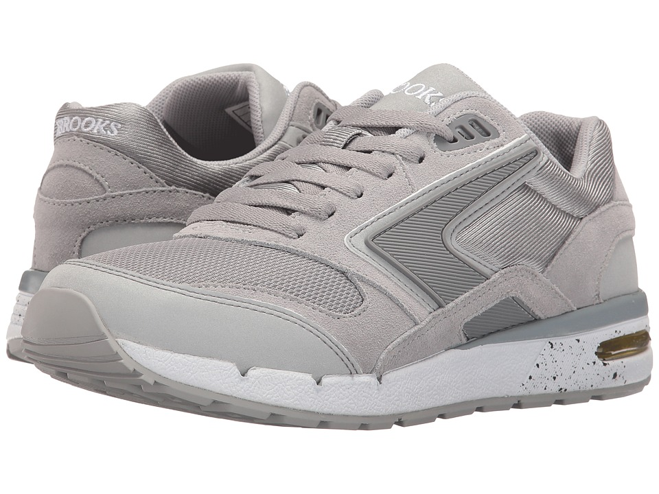 Brooks Heritage Fusion (Sleet/Silver Reflective) Men