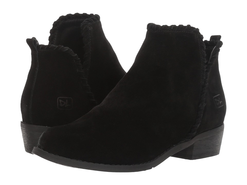 Dirty Laundry - Crossroads Split (Black) Women's Boots