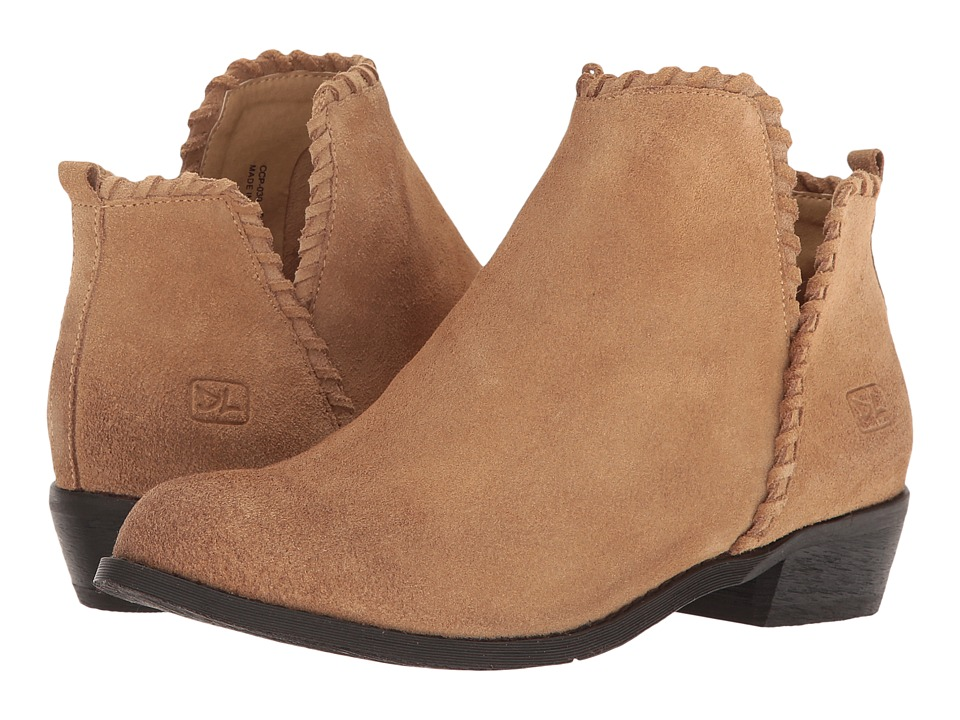 Dirty Laundry - Crossroads Split (Sand) Women's Boots