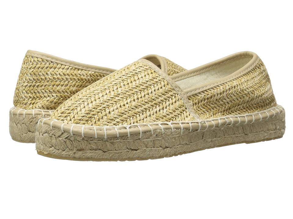 Dirty Laundry Emilio Espadrille (Natural Raffia) Women
