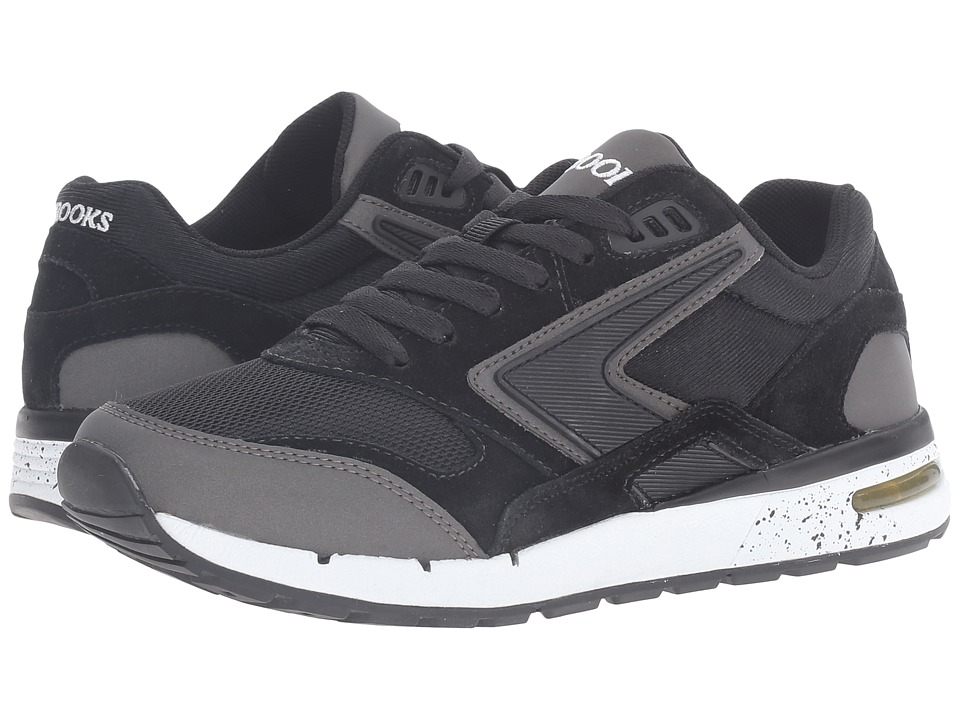 Brooks Heritage Fusion (Black/Black Reflective) Women