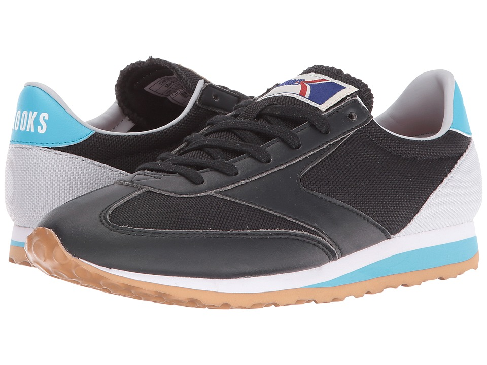 Brooks Heritage - Vanguard (Black/Microchip/Blue Atoli/White) Women's Shoes