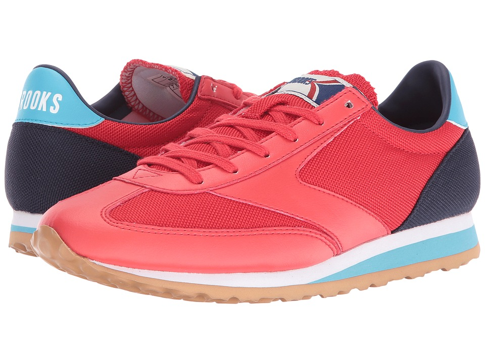 Brooks Heritage Vanguard (Lollipop/Peacoat/Bachelor Button/White) Women
