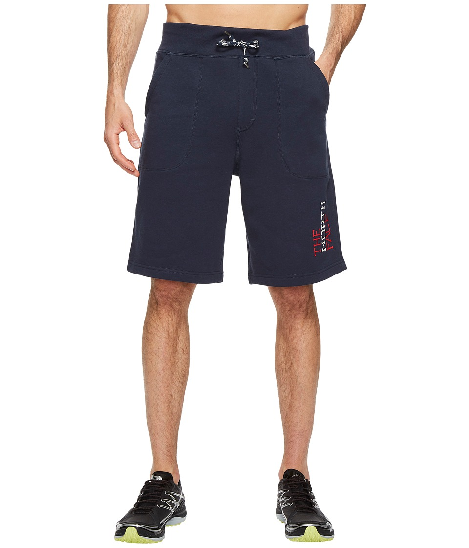 The North Face Americana Fleece Shorts (Urban Navy (Prior Season)) Men