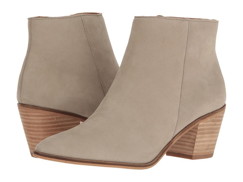 Lucky Brand - Linnea 3 (Warm Stone Elk Nubuck) Women's Boots