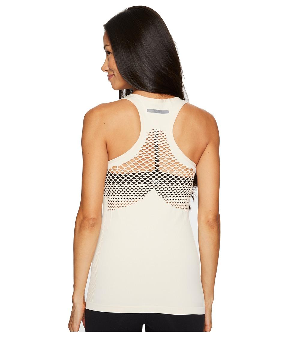adidas - Primeknit Parley Tank Top (Linen) Women's Sleeveless