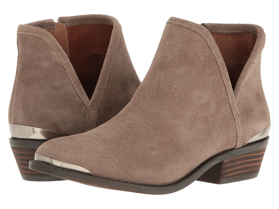 Lucky Brand Keezan (Brindle Oiled Suede) Women