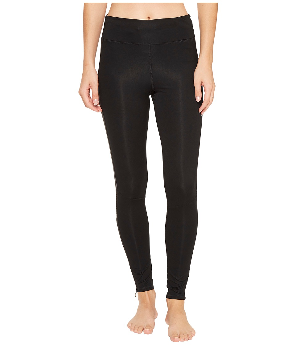 adidas - Supernova Long Tights (Black) Women's Workout