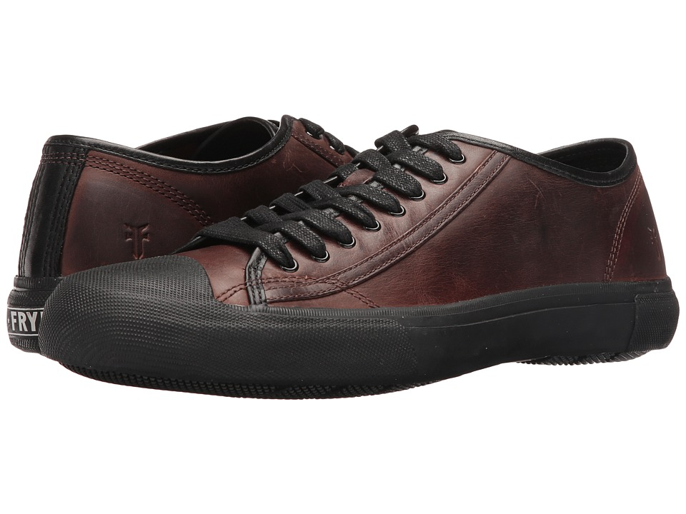 Frye - Ryan Low Lace (Brown) Men's Lace up casual Shoes