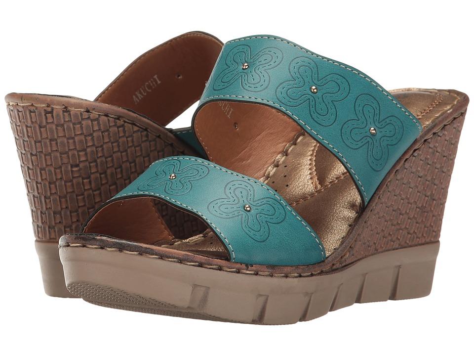 PATRIZIA - Akuchi (Blue) Women's Shoes