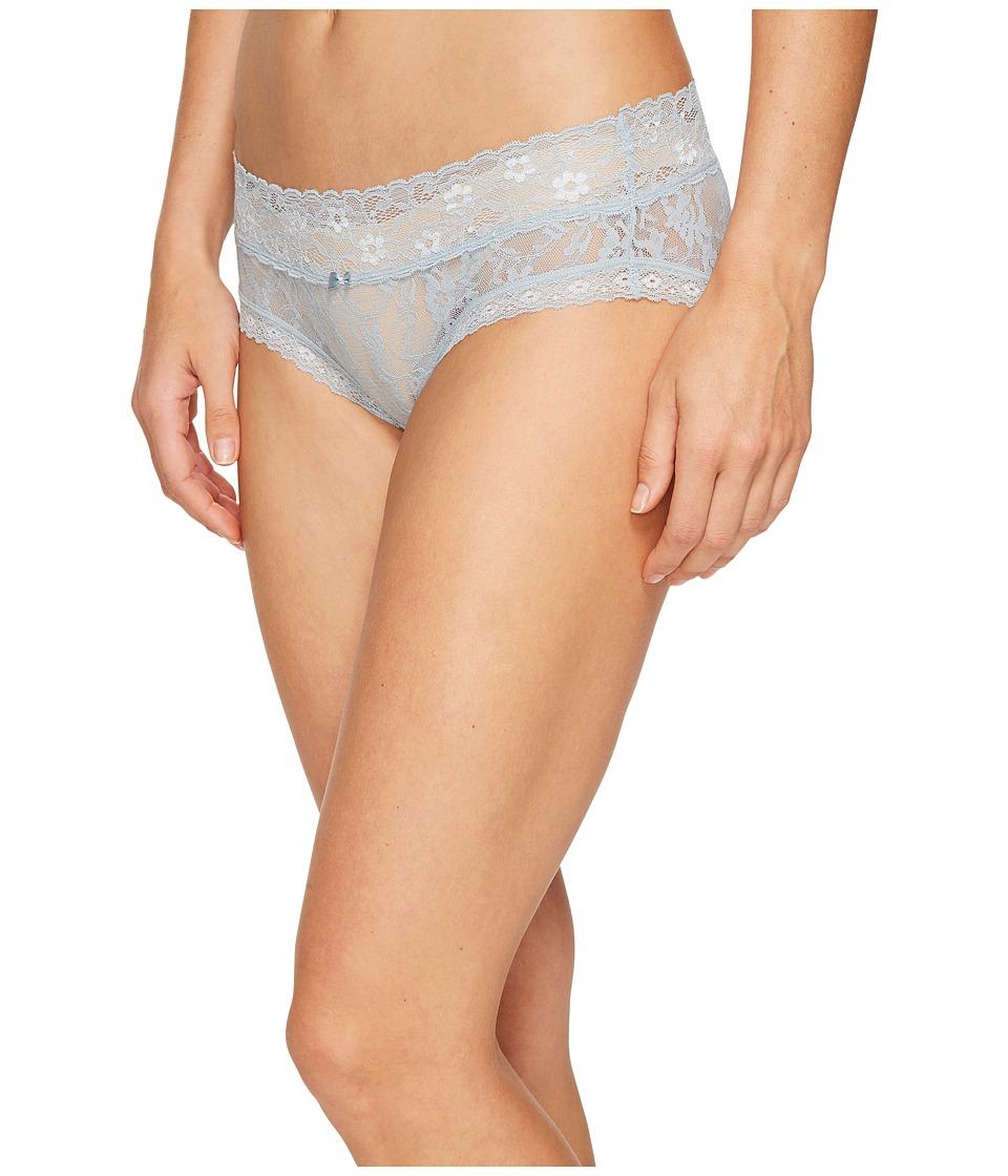 DKNY Intimates - Signature Lace Bikini 543000 (Laguna) Women's Underwear