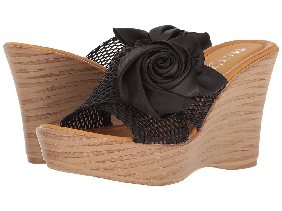 PATRIZIA - Bebe (Black) Women's Shoes
