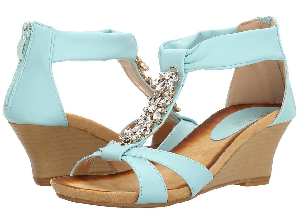 PATRIZIA - Bheka (Aqua) Women's Shoes