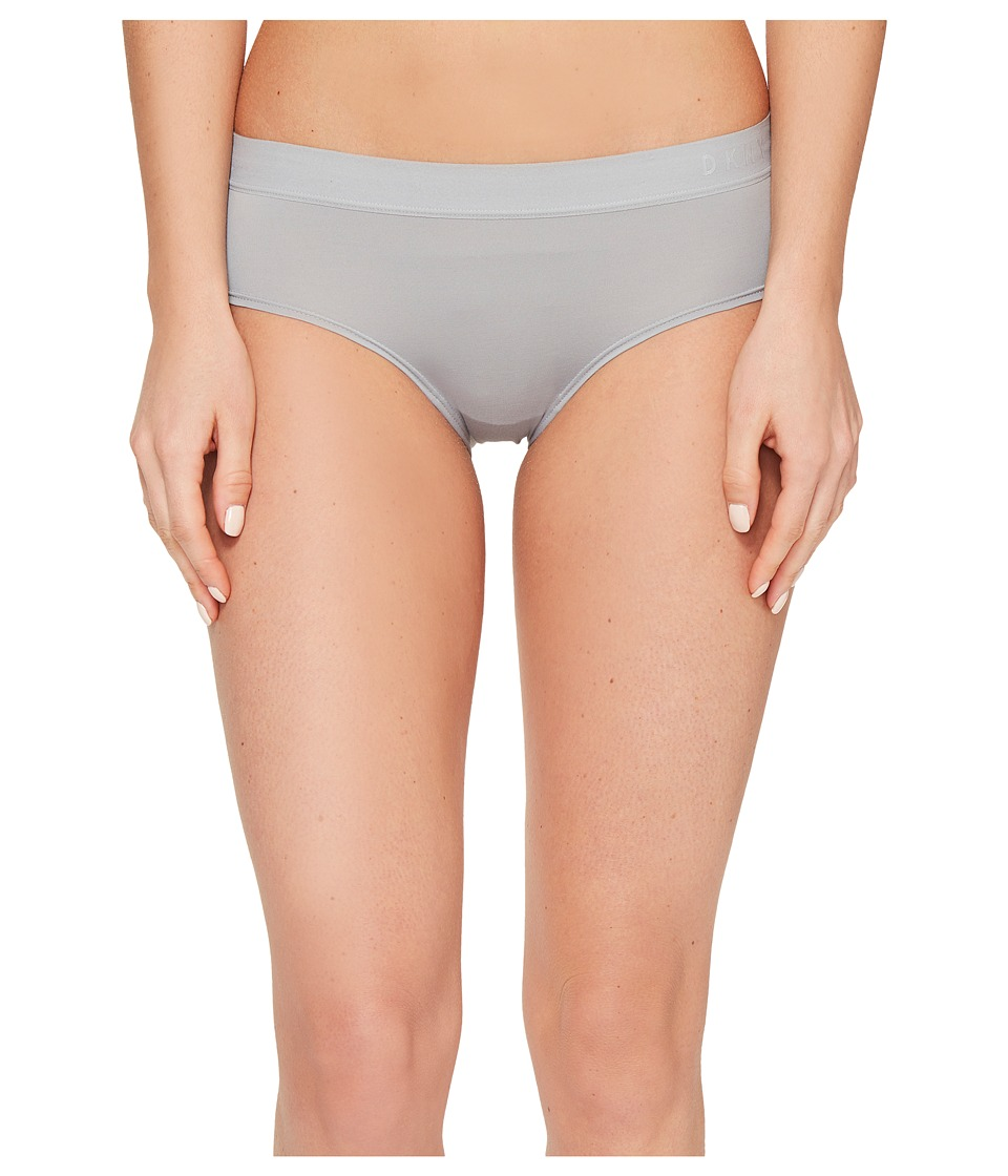 DKNY Intimates - Classic Cotton Boy Brief (Mid Grey) Women's Underwear