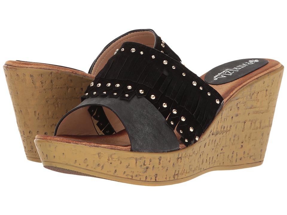 PATRIZIA - Scrumpy (Black) Women's Shoes