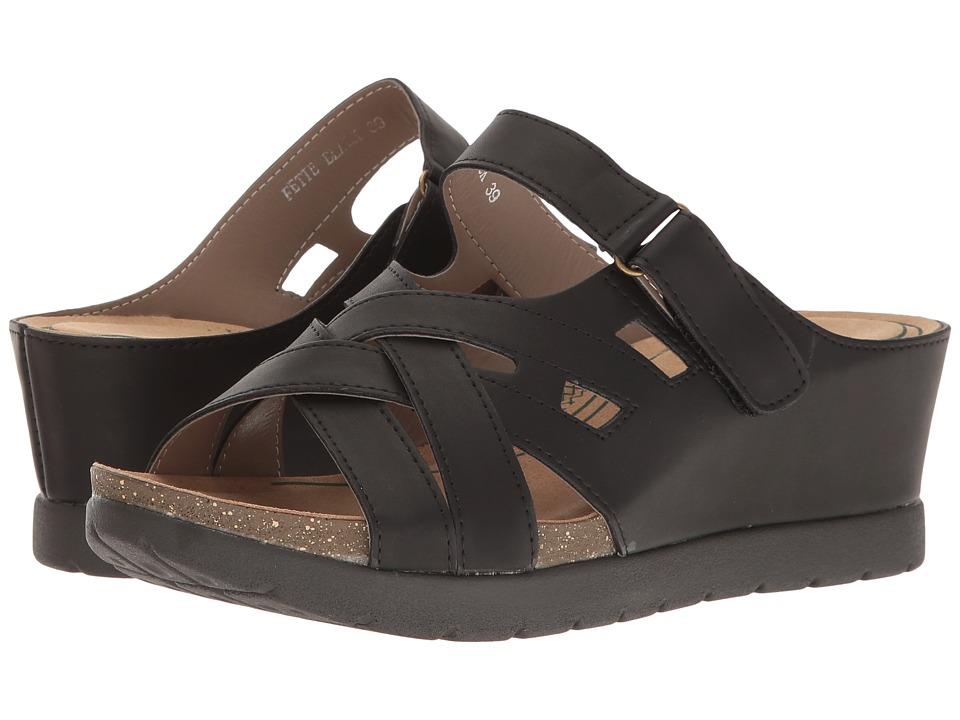 PATRIZIA - Fette (Black) Women's Shoes