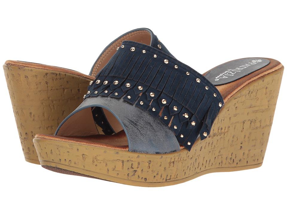 PATRIZIA - Scrumpy (Blue) Women's Shoes