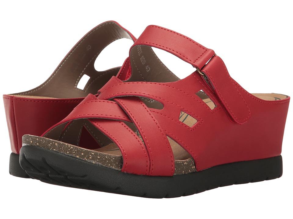 PATRIZIA - Fette (Red) Women's Shoes