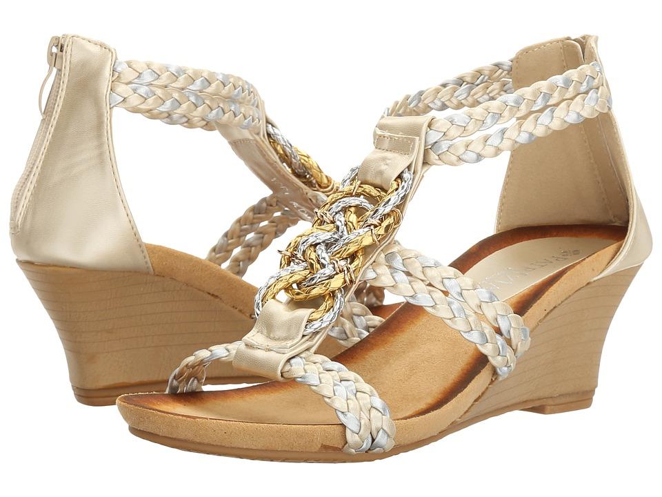 PATRIZIA - Yofi (Gold) Women's Shoes