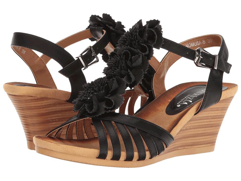 PATRIZIA - Nomusa (Black) Women's Shoes
