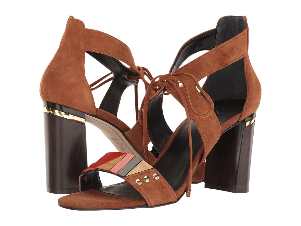 M4D3 - Brazillian (Sienna Kid Suede) High Heels