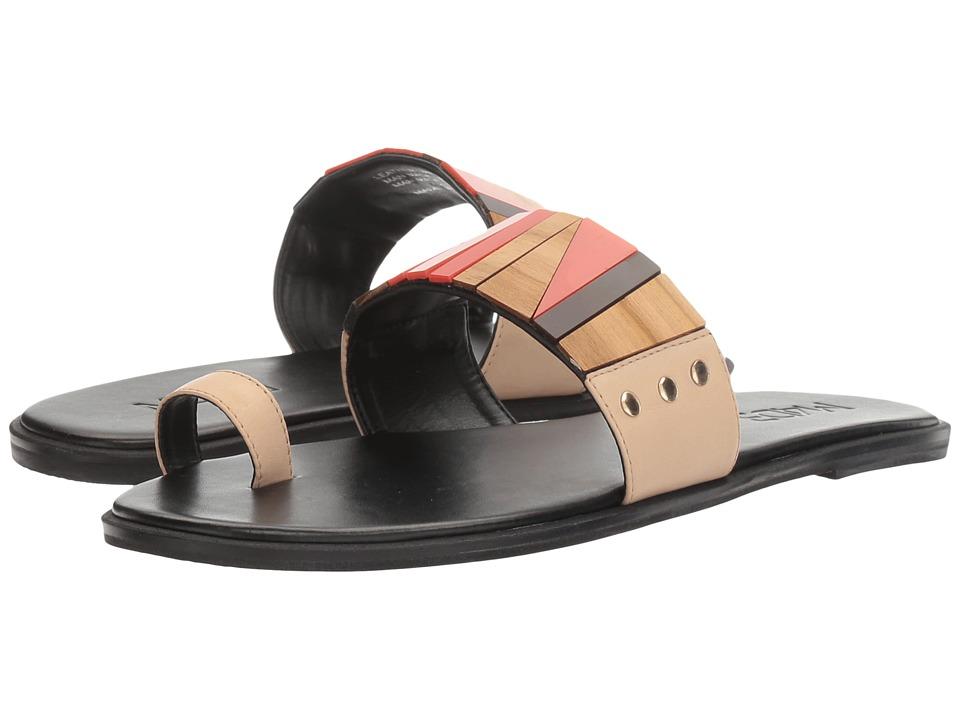 M4D3 - Poppy (Camel Baby Calf) Women's Sandals