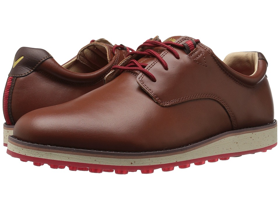 Callaway - Swami (Brown) Men's Golf Shoes