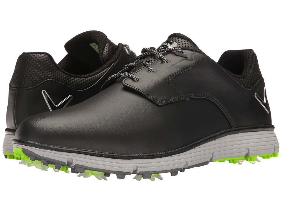 Callaway - La Jolla (Black) Men's Golf Shoes