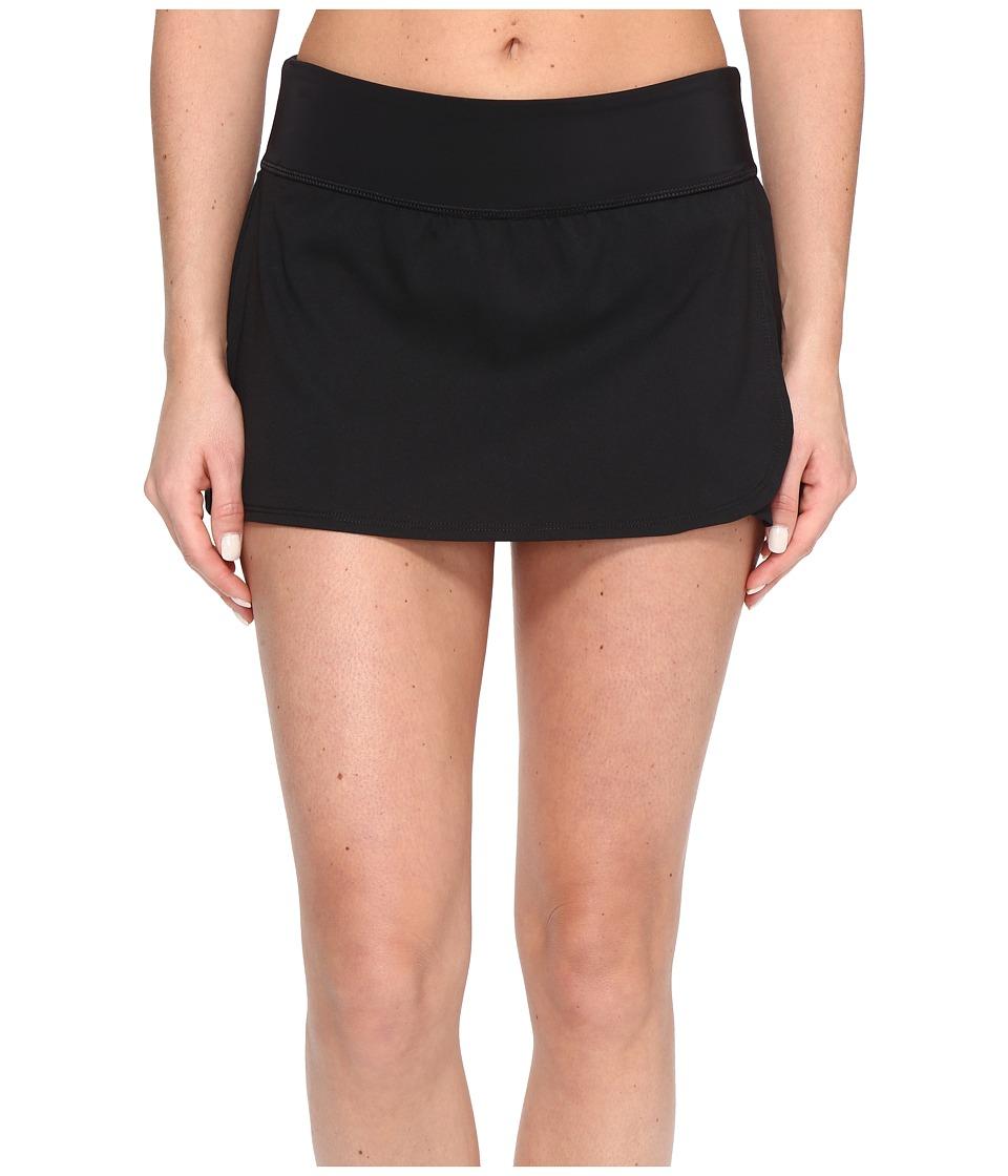 Nike Core Solid Seperates Swim Boardskirt (Black) Women
