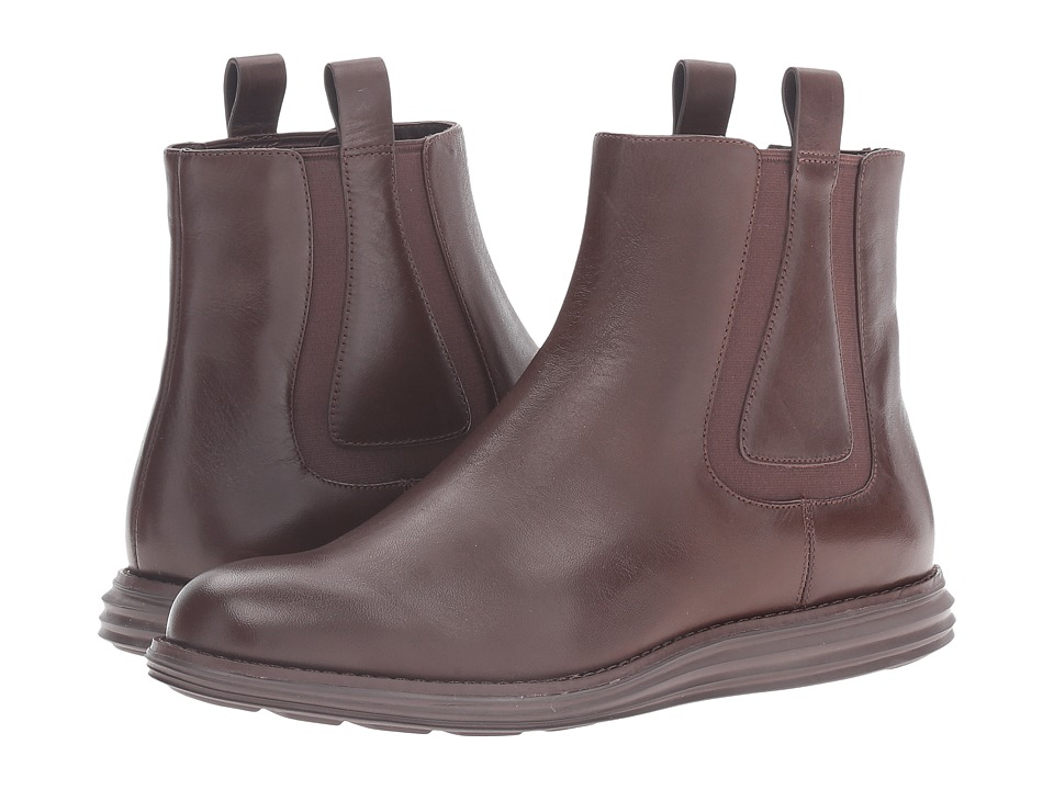 Cole Haan Original Grand Bootie (Chestnut Leather) Women