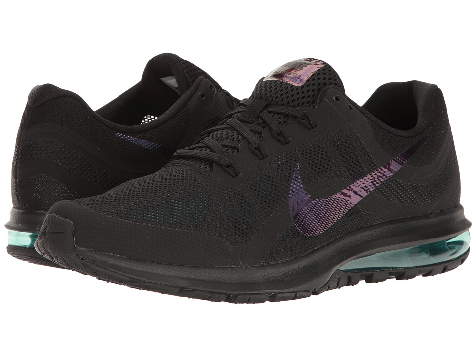 Nike - Air Max Dynasty 2 BTS (Black/Black/Blustery/Clear Jade) Men's Shoes