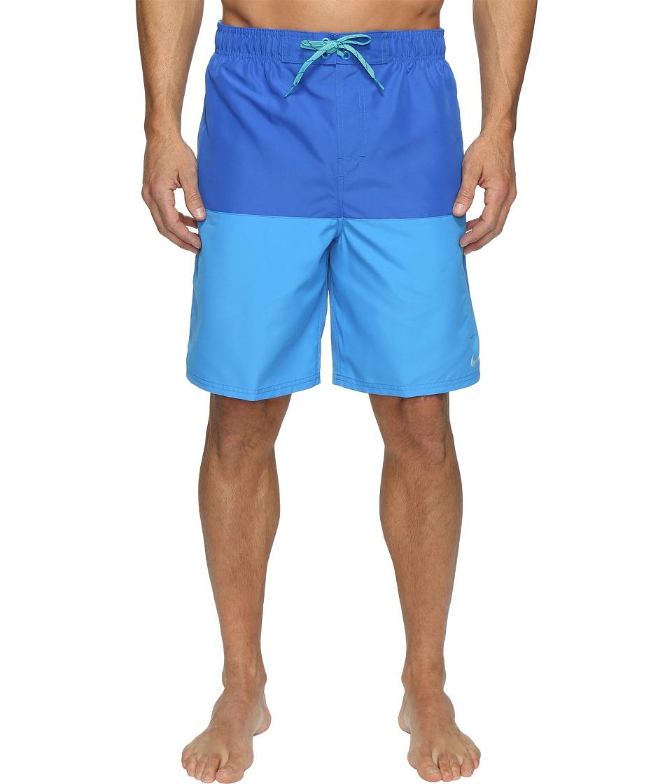 Nike Core Split 9 Volley Shorts (Hyper Cobalt) Men