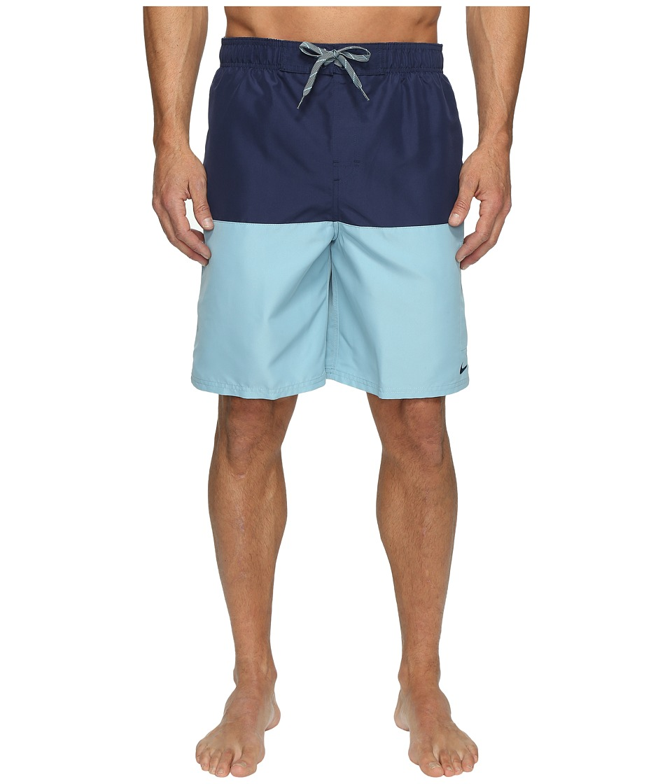 Nike Core Split 9 Volley Shorts (Midnight Navy) Men