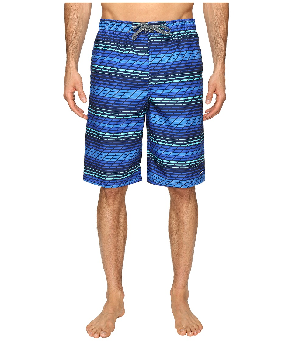 Nike - Swift 11 Volley Short (Hyper Cobalt) Men's Swimwear