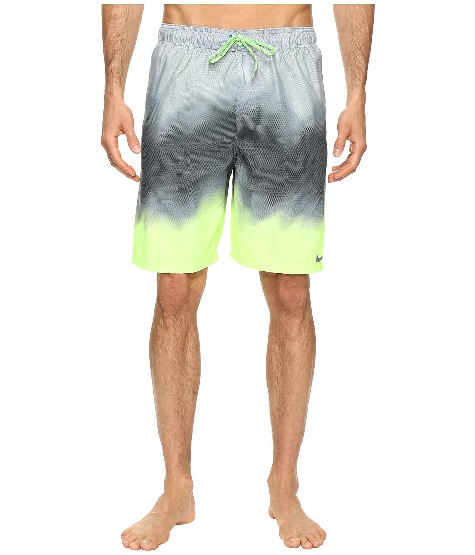 Nike - Liquid Haze 9 Volley Shorts (Volt) Men's Swimwear
