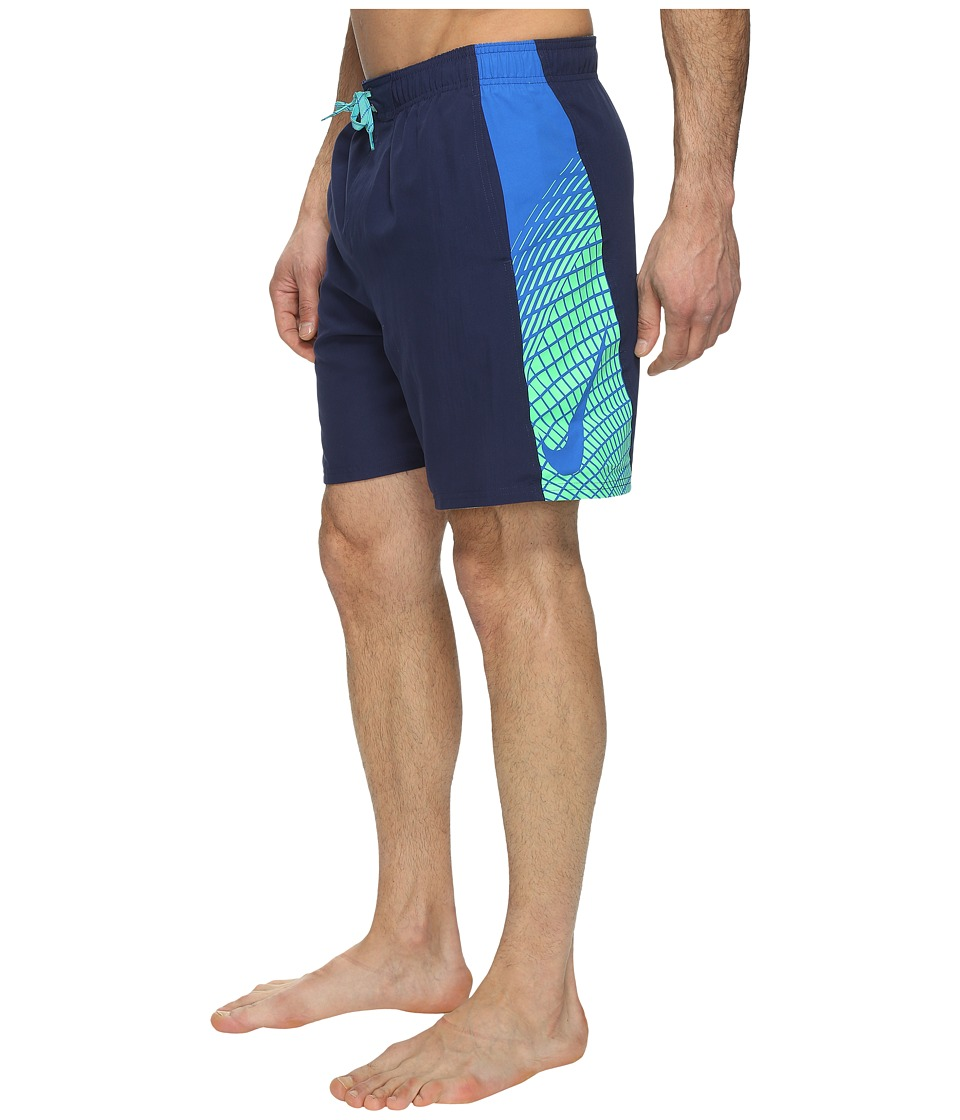 Nike Clash 7 Volley Shorts (Midnight Navy) Men