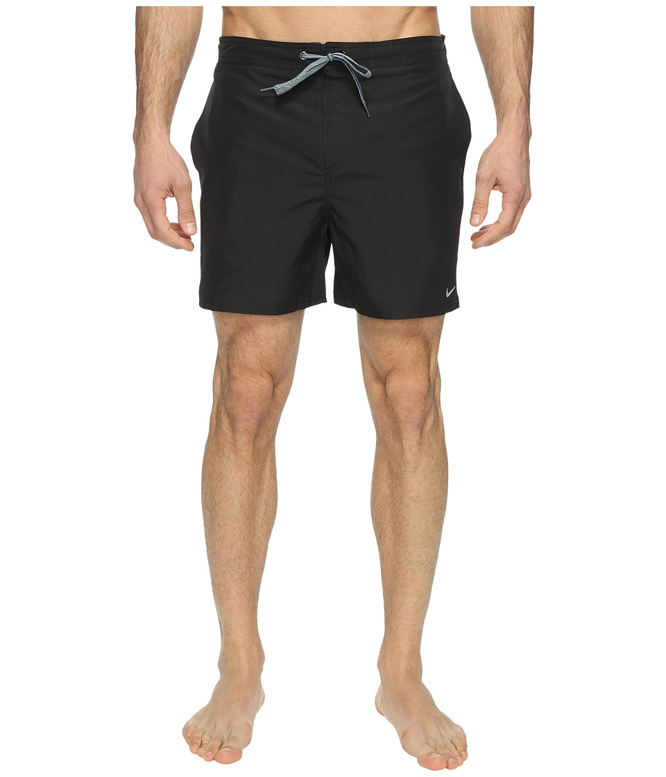 Nike - Core 5.5 Boardshorts (Black) Men's Swimwear