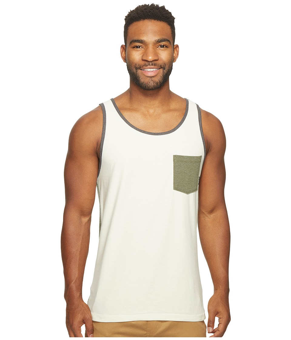 Billabong - Zenith Tank Top (Rock) Men's Sleeveless