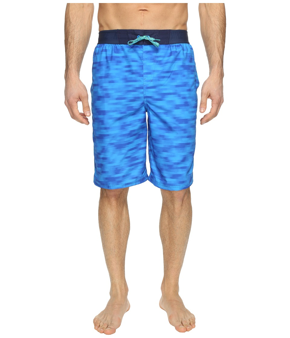 Nike - Flux 11 Volley Shorts (Light Photo Blue) Men's Swimwear