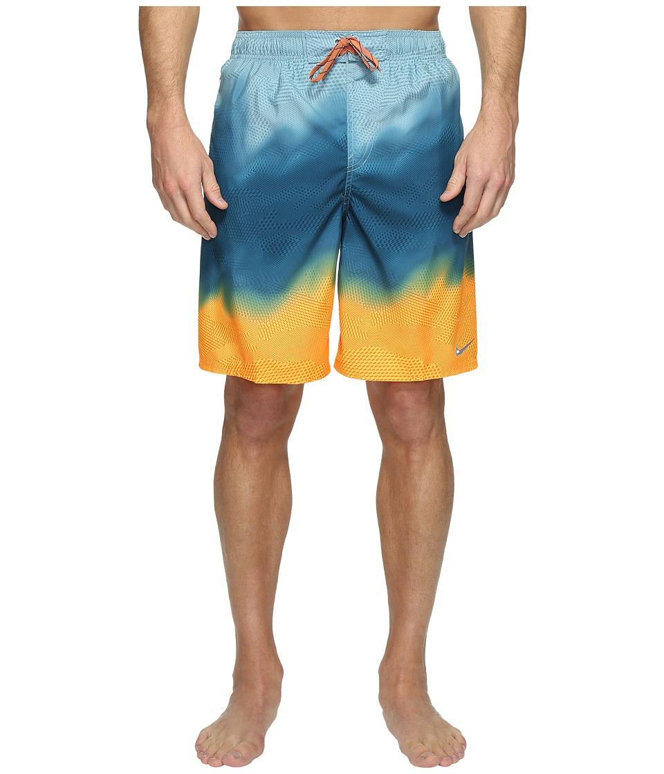 Nike - Liquid Haze 9 Volley Shorts (Tart) Men's Swimwear