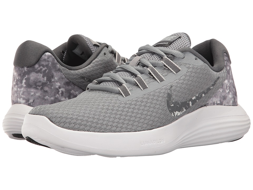 Nike - Lunar Converge Premium (Steal/Pure Platinum/Dark Grey/White) Women's Shoes