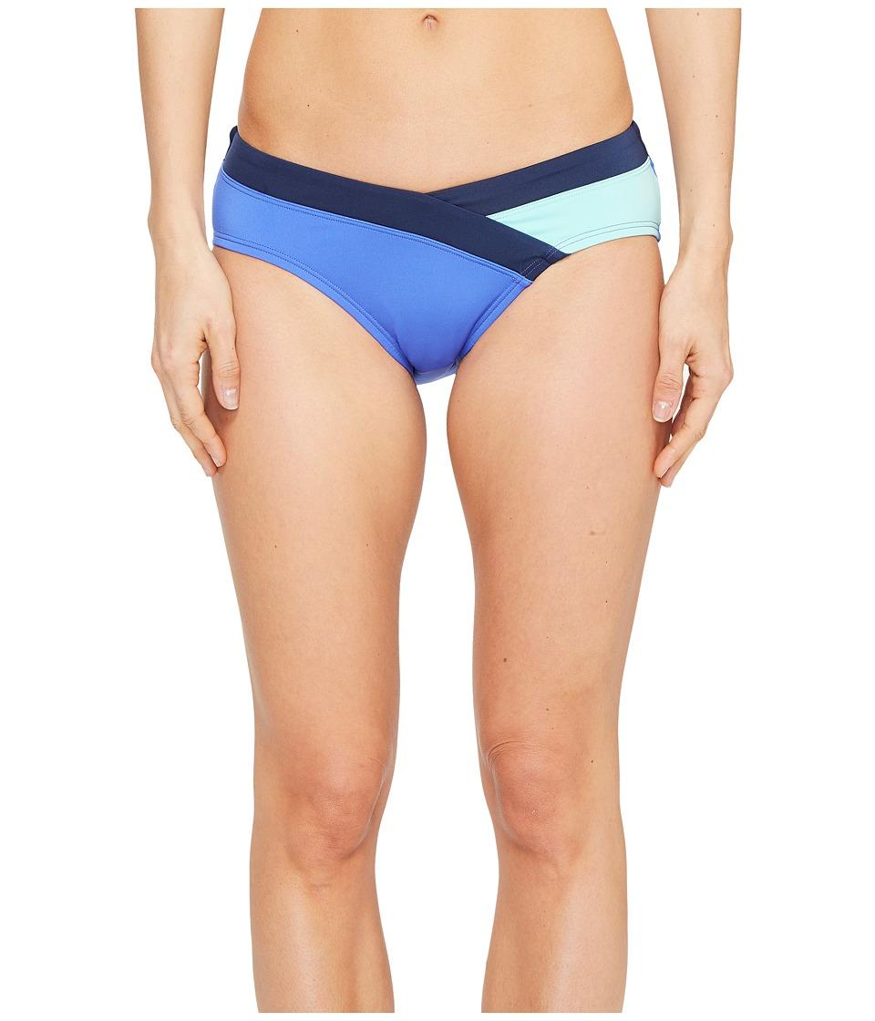 Nike - Color Surge Brief (Medium Blue) Women's Swimwear
